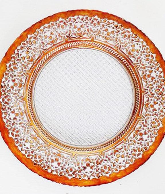 тарелка сервировочная СР04