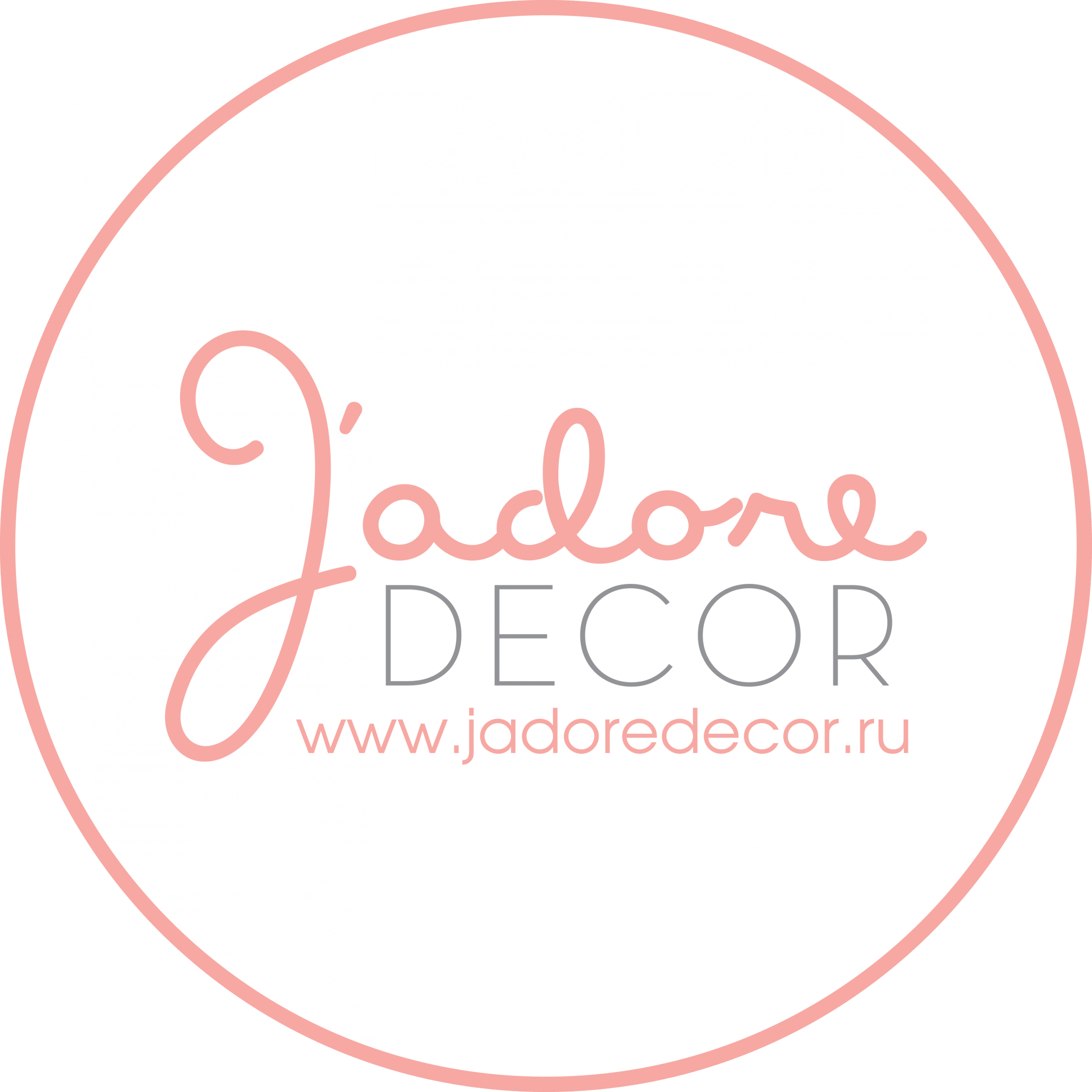 Jadore Decor Аренда декора